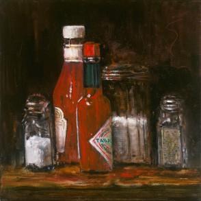 ketchup-tabasco-salt-pepper