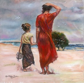 mother-daughter-on-beach
