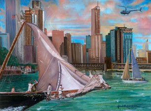 sailing-in-chicago